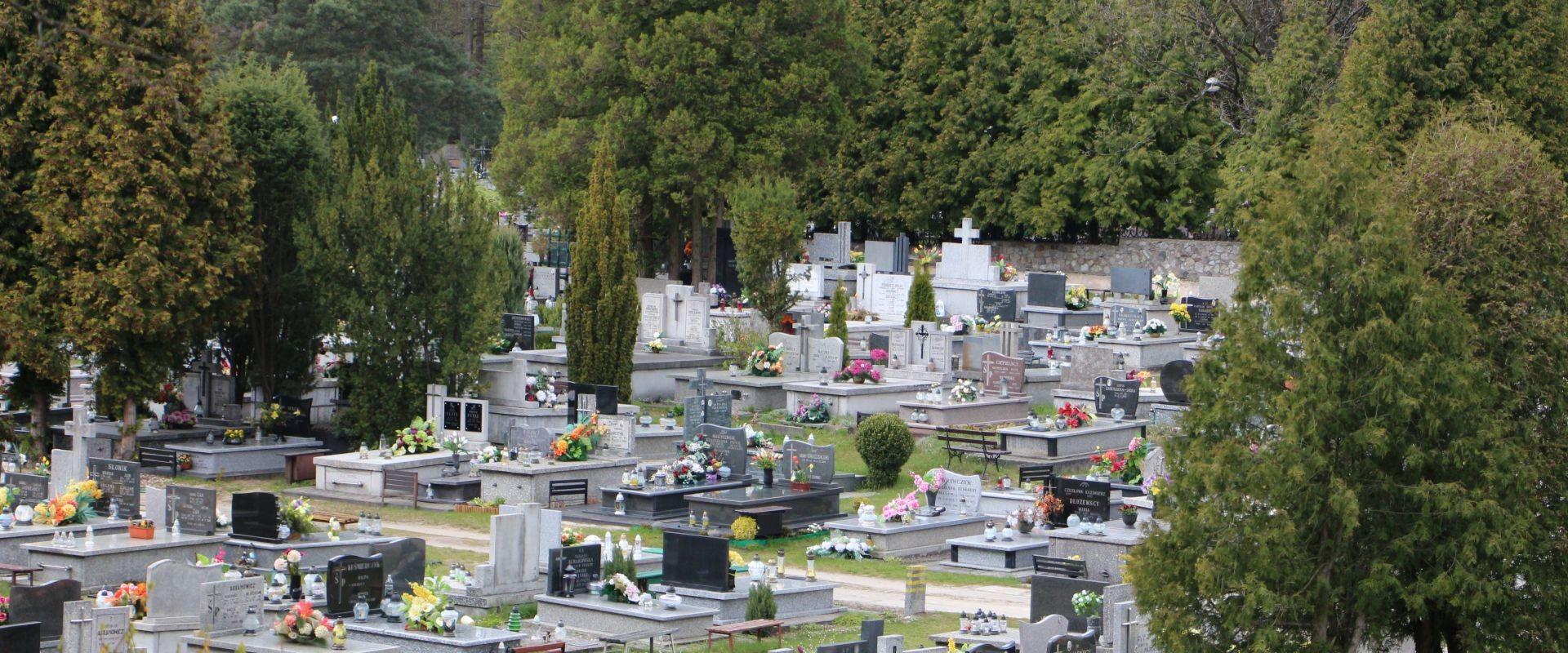 Pochówki na cmentarzu komunalnym pod znakiem zapytania