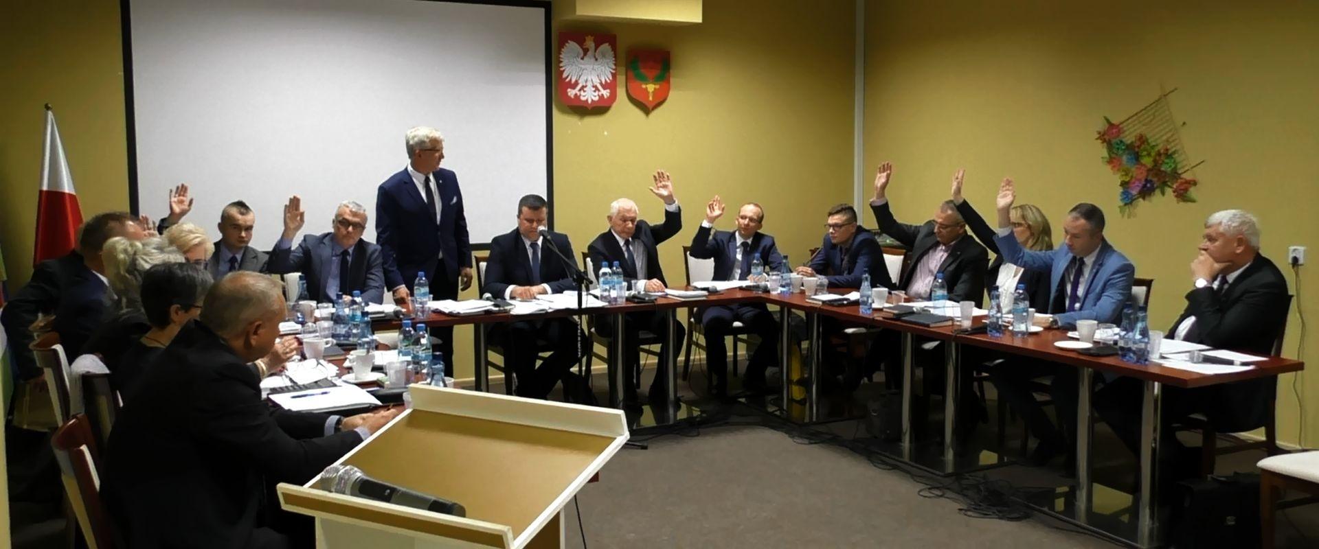 Radni powołali komisje problemowe