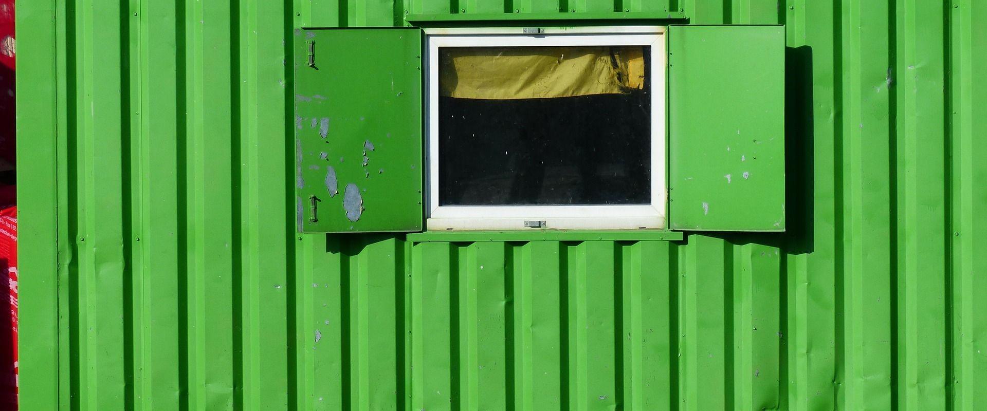 Kontenery mieszkalne i pozyskiwanie mieszkań komunalnych