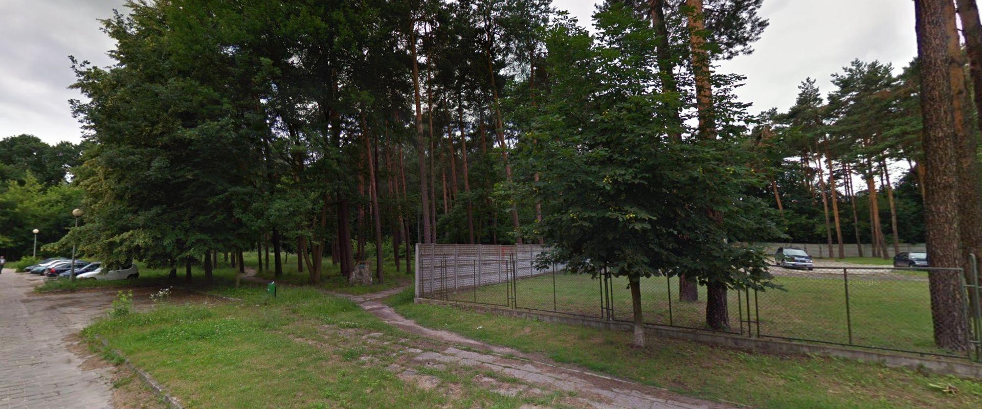 Blok w Mini Parku przy ul. Słowackiego?