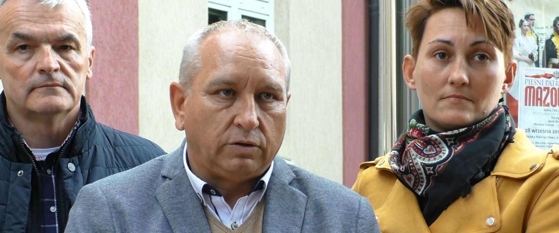 Romuald Zawodnik pozwany w trybie wyborczym