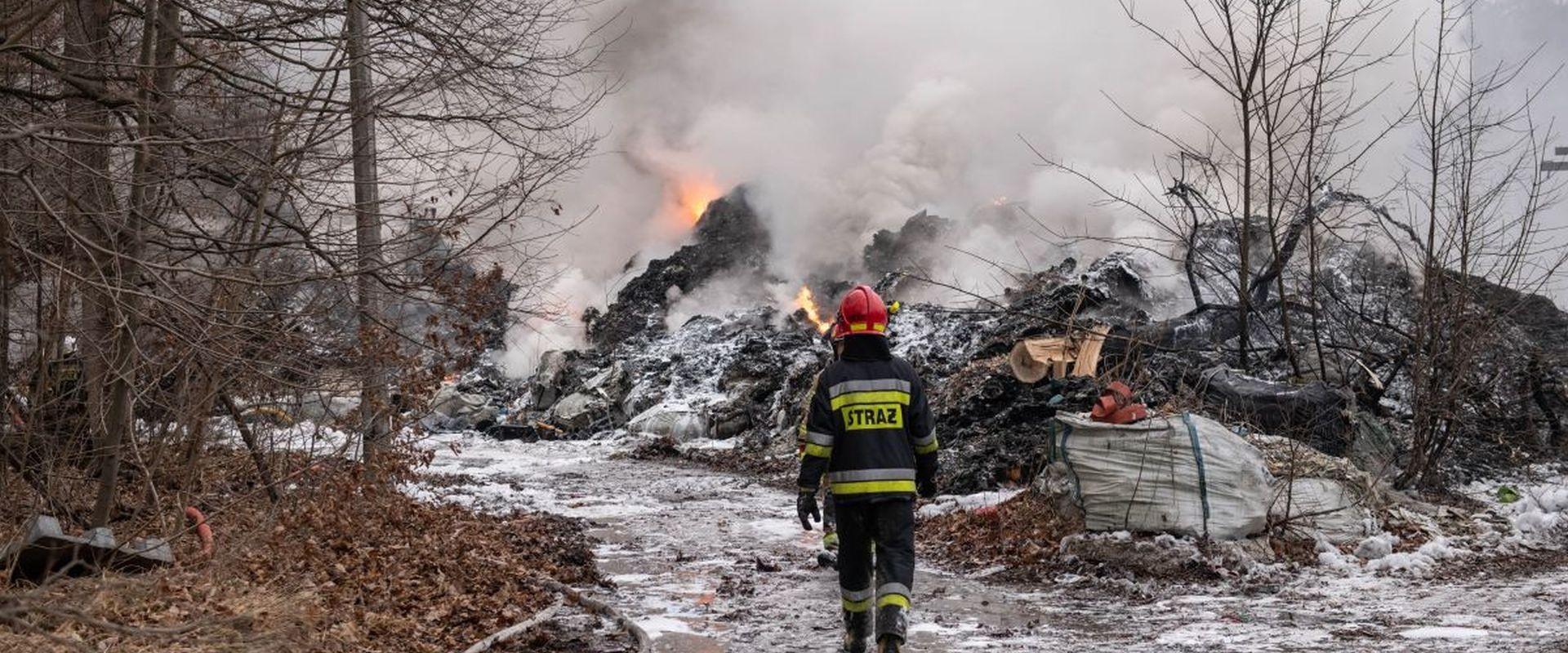 Radni znów pytali o zabezpieczeniu przed ewentualnym pożarem