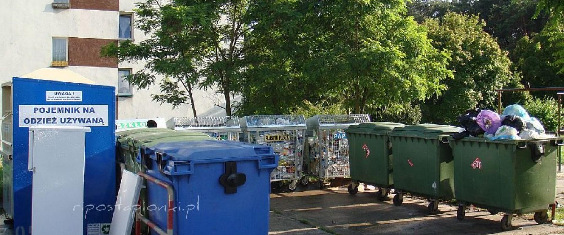 Konieczna podwyżka za odbiór odpadów komunalnych