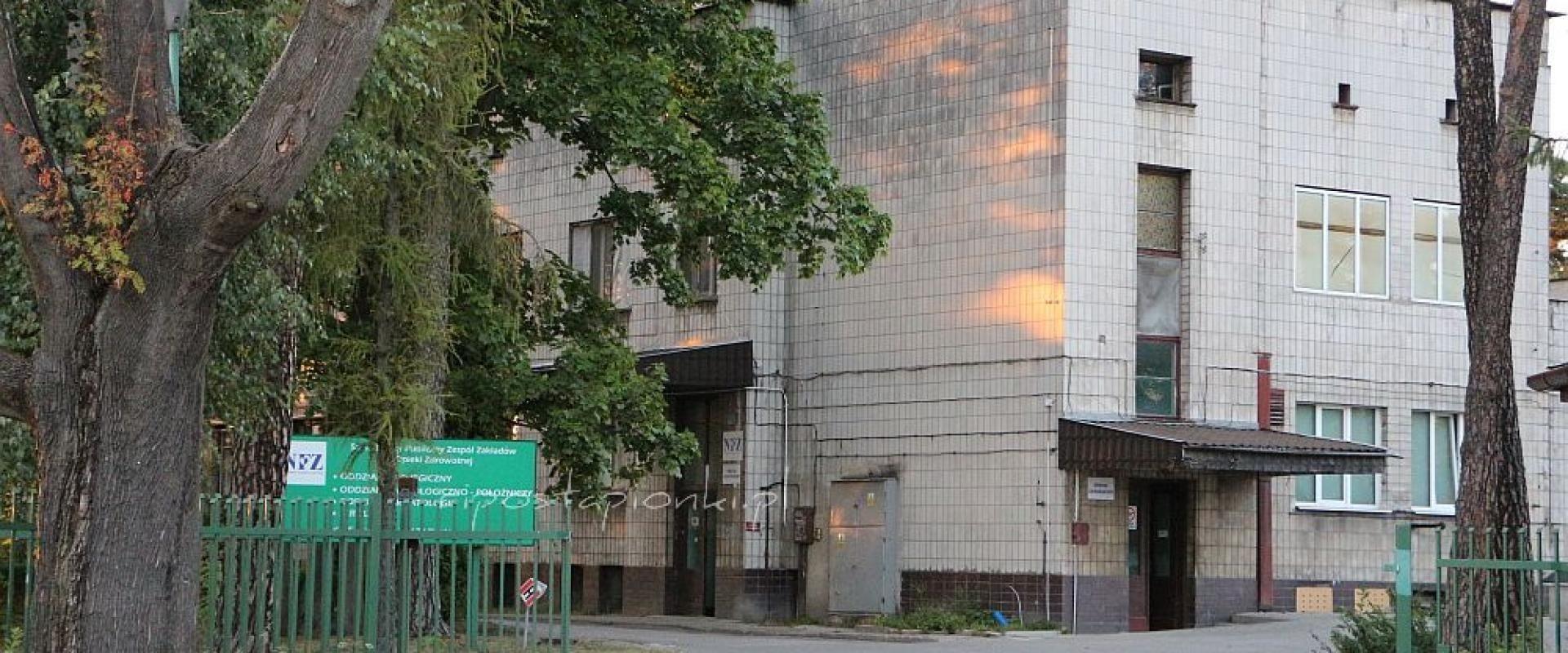 W sprawie pionkowskiego szpitala