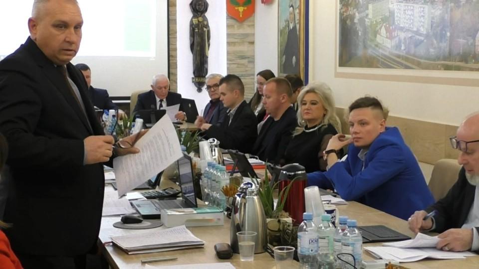 Informacja burmistrza z prac między sesjami