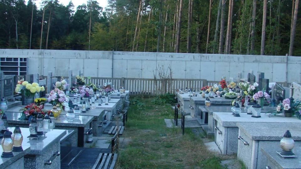Mieszkańcy dopytują kiedy powstanie cmentarz