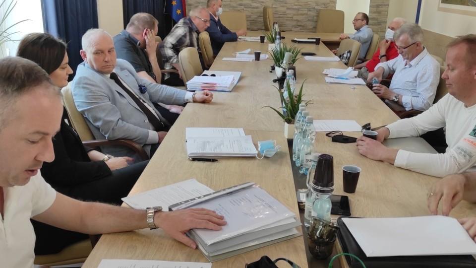Komisje obradowały w urzędzie. Wotum zaufania dla przewodniczącego