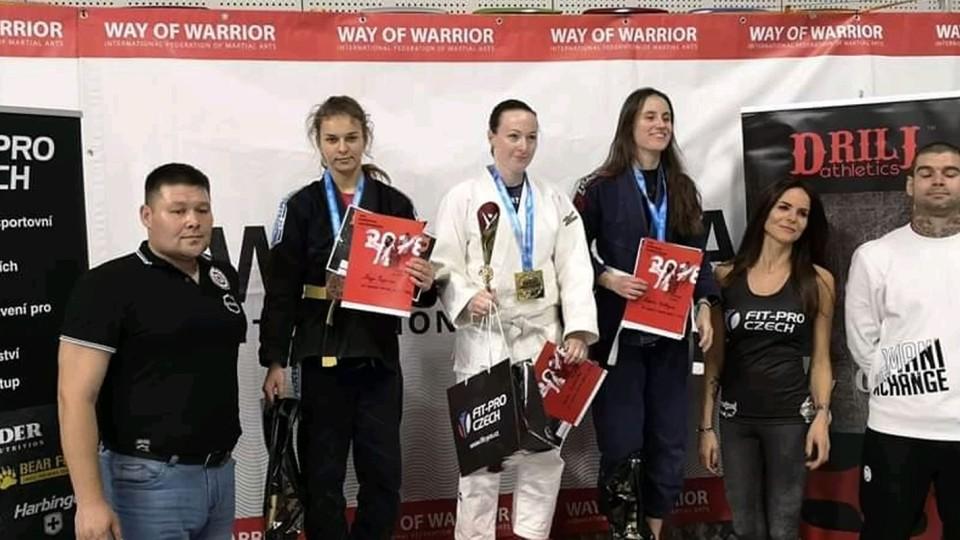 Sportowe rodzeństwo Oliwier i Maja znów zdobyło worek medali