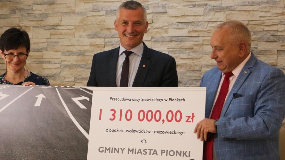 Będzie przebudowa ul. Słowackiego i Krzywej